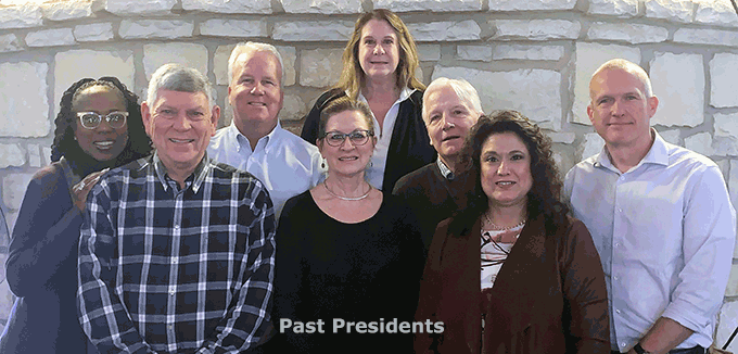 TSABAA Past Presidents