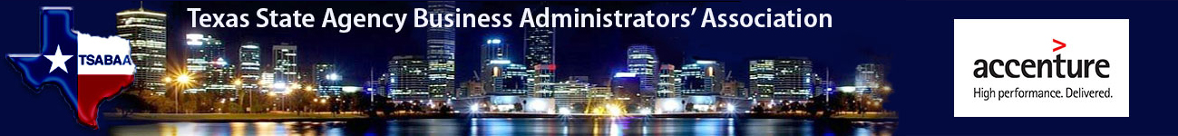 Texas State Agency Business Administrators' Association (TSABAA)